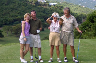 Afilias golf day @ Mahogany Run golf course St. Thomas, USVI 111605