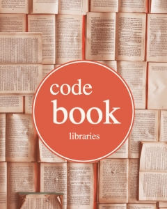 content analysis code book libraries